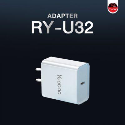 Yoobao Adapter รุ่น RY-U32