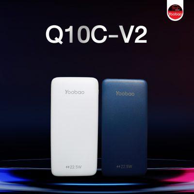 Yoobao พาวเวอร์แบงค์รุ่น Q10C-V2