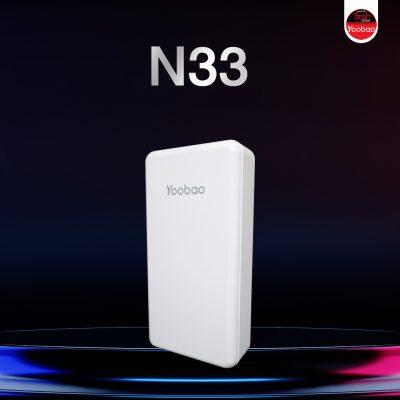 Yoobao พาวเวอร์แบงค์รุ่น N33