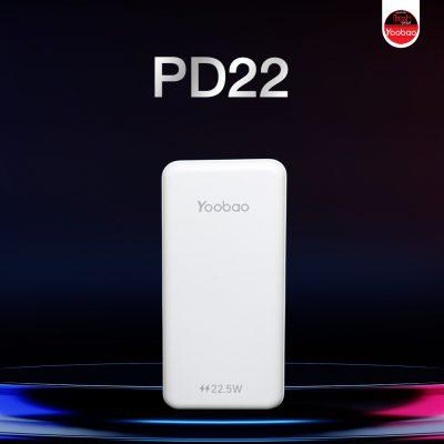 Yoobao พาวเวอร์แบงค์รุ่น PD22