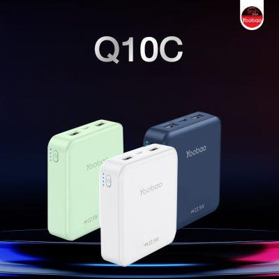 Yoobao พาวเวอร์แบงค์รุ่น Q10C